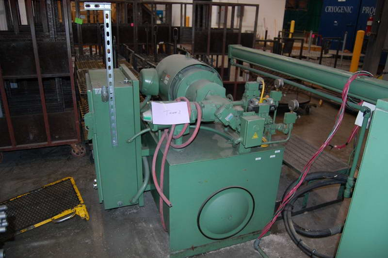 2.875 MITCHELL Tube Former, Nosing & Forming, .110 Wall Or Smaller, 30 HP