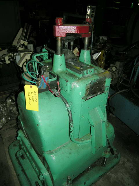 12 TON TISHKEN MODEL CO-4HW CUT-OFF PRESS