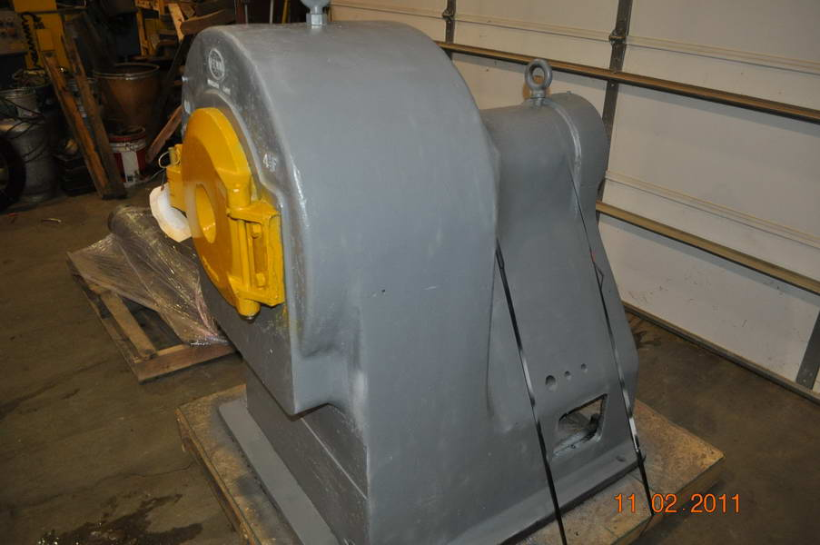 2-1/4 FENN MODEL 4-1/2F Swager, 2-Die, 15 L Die Pocket, 10 HP