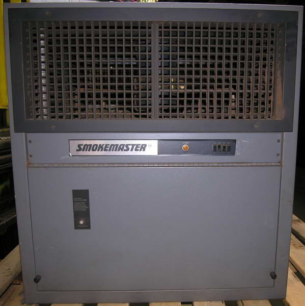 SMOKEMASTER MODEL F62B Electronic Air Cleaner, 2500 CFM, 3/4 HP