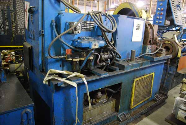 3 1/2 Cap DICKEY No. 3-1/2 P.D. & B ROTARY FORMING MACHINE,
