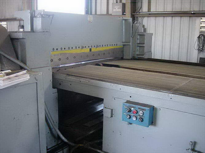 72 x 10 Ga x 25,000 Lb ROWE Cut-To-Length Line