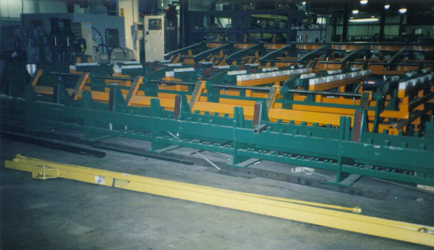 Custom Fully Automatic Double End Bar Finishing, Built For Your Application
