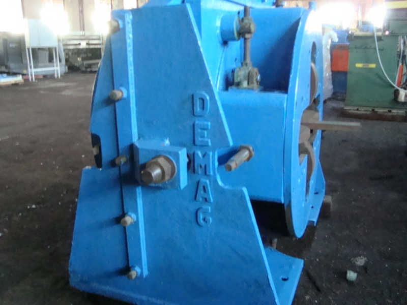 DEMAG Turkshead, .500 to 3 Dia, .040 to .177 Wall, 40 to 180 FPM, (2) Avail