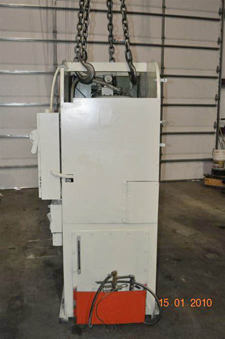 35 Ton DENISON Hydraulic Press, 6.25 Str, 18 Dylt, 29 x 17-1/4 Bed, 15 HP