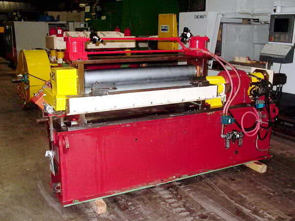 PROMA 50 PR-01 Roll Feeder, 50 Roll Length, 11.5 HP