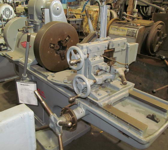 2 LANDIS Pipe Threader, Cut-Off, Reamer, Bevel, 19 3-Jaw Chuck, 3 HP