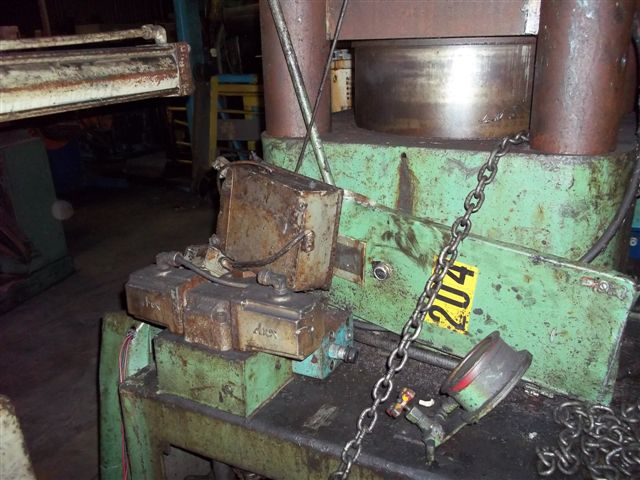 1000 Ton MODERN Hyd Hobbing Press, 6 Str, 16 Dylt, 17 Bet Posts