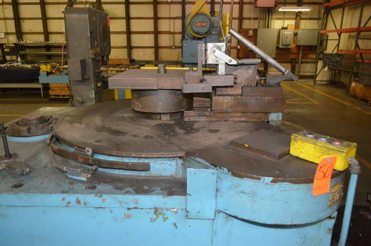 CUSTOM SMV 100L 1C Extra Heavy Duty Table Top Bender, 44 Dia Table, 20 HP