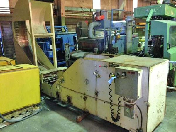 6000 Lb. COE MODEL CPCC 6018 COIL CRADLE,