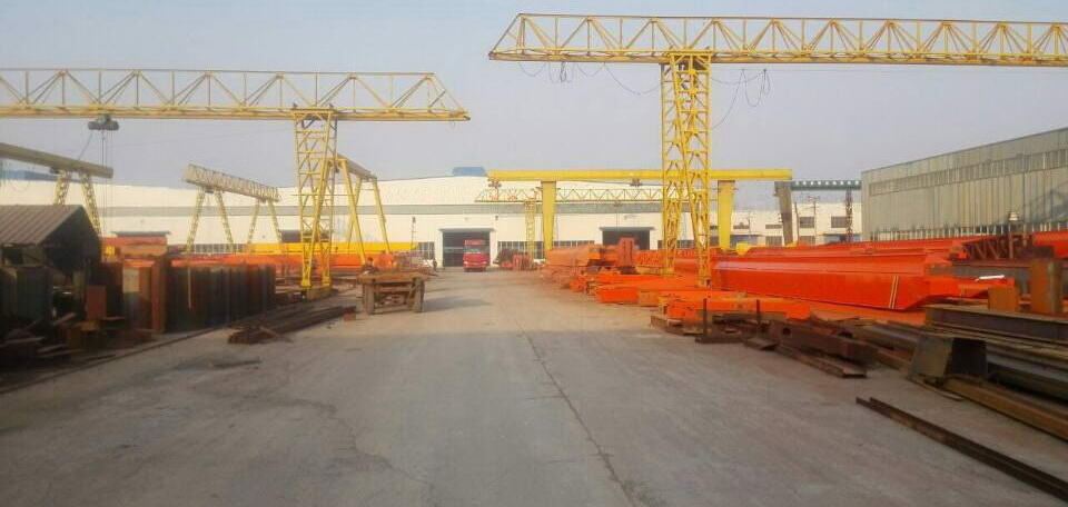 Custom Bridge Cranes, Built To Order