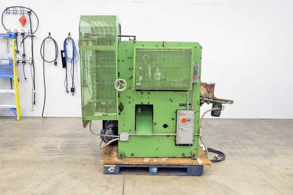 KLUGER Automatic Punch, 100K Sheets/Hr Max, 19.7 x 19.7 Max Punch, 1/8 Thick