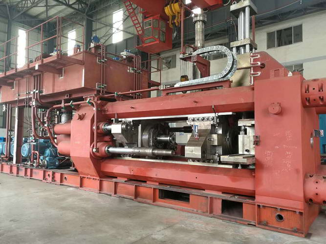 1990 Ton Aluminum Extrusion Press Line
