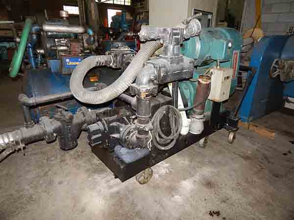 25 HP TANKER PUMP