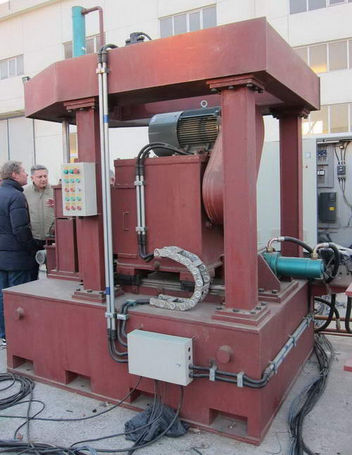 Pipe Finishing Machines, Built To Order