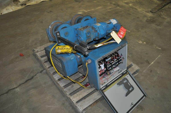 5 Ton SHAW BOX HOIST (3 AVAILABLE)