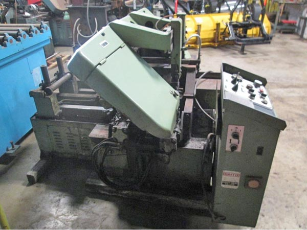 300mm x 250mm DAITO MODEL GA250 CNC AUTOMATIC HORIZONTAL BAND SAW,