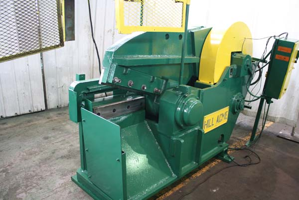 3 HILL ACME MODEL 22B MECHANICAL ALLIGATOR SHEAR