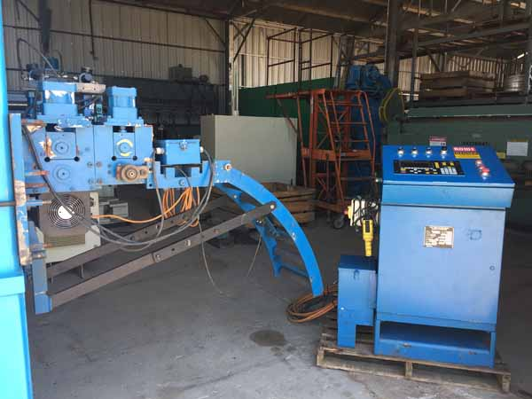 20 W x .135 ROWE Servo Roll Feeder