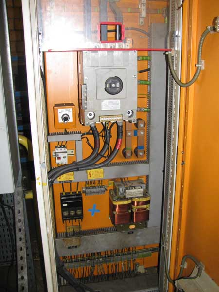 0.53 NATIONAL MODEL 8L4 HIGH SPEED BOLT MAKER, 1986,