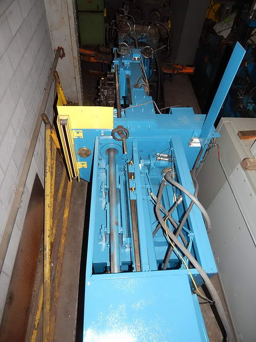4 HAVEN KleenCut Tube Cut-Off Machine, To 8% of Dia Wall, AB PLC Controls