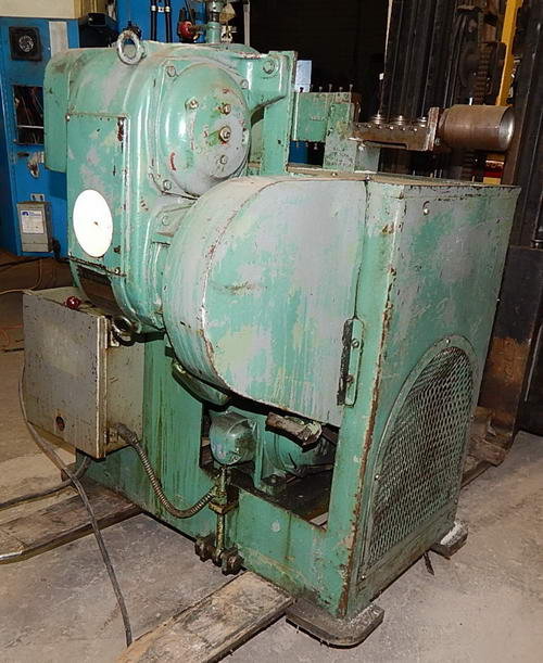 .187 SHUSTER 32-SF2 Wire & Tube Straighter & Feeder, 20 to 200 FPM, 3 HP