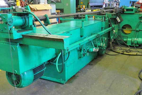 6 PINES MODEL 4 HORIZONTAL HYDRAULIC TUBE BENDER