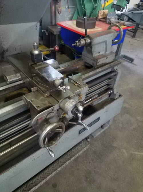 18 x 60 cc MILLPORT High Speed Precision Lathe, Removable Gap Bed, 10 Chuck