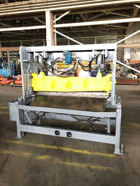 .250 x 60 ROWE HYDRAULIC CROP SHEAR