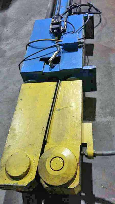 1/4 x 72 CINCINNATI MODEL ME1214 ROTARY CROP SHEAR,