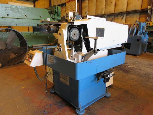 HAMMOND MODEL OD-2-WAB CENTERLESS BELT GRINDER