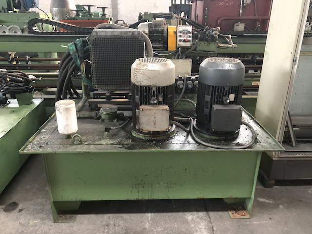 EJP MODEL CM 2+2 CHAMFERING MACHINE, 1998,