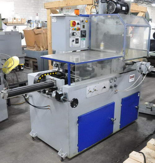14-1/2 DAKE EUROMATIC Cold Saw, Fully Automatic, 4 Solid, 5-1/16 Tube, 4 Sq