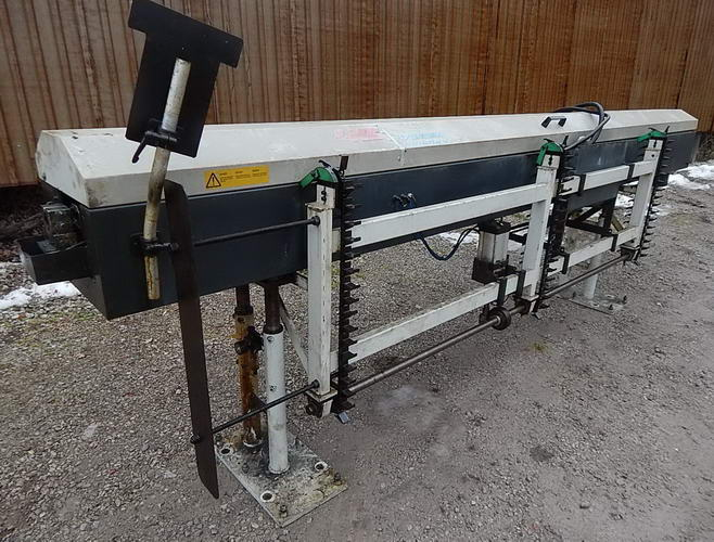 32mm Dia LNS Mini-Sprint S2 Bar Feeder, 2mm to 32mm Dia x Up To 12' Long