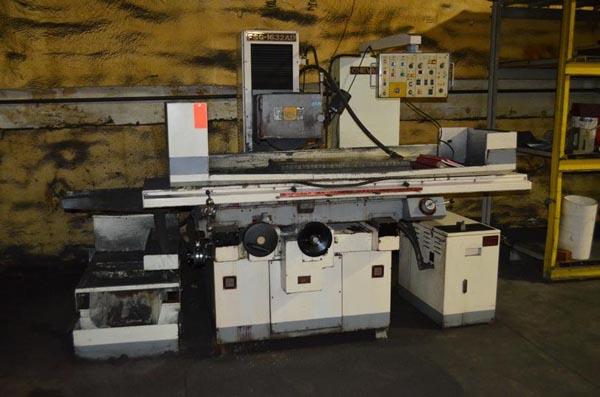 16 x 32 CHEVALIER MODEL FSG-1632AD HORIZONTAL SURFACE GRINDER,