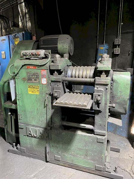 AJAX MODEL 0 FORGING ROLL