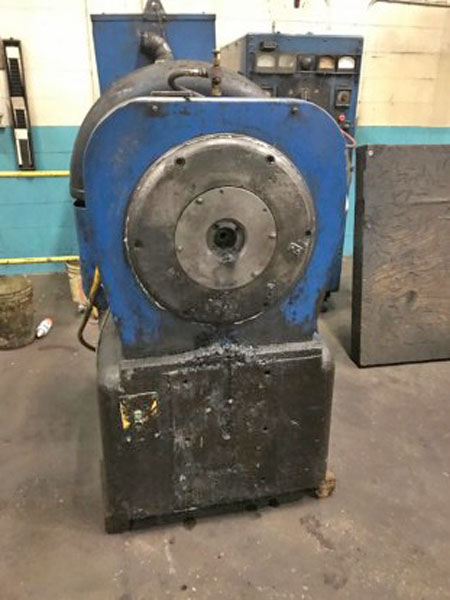 2-1/4 ABBEY ETNA Swager, 18-Roll, 200 RPM, 38 Center Ht, 15 HP
